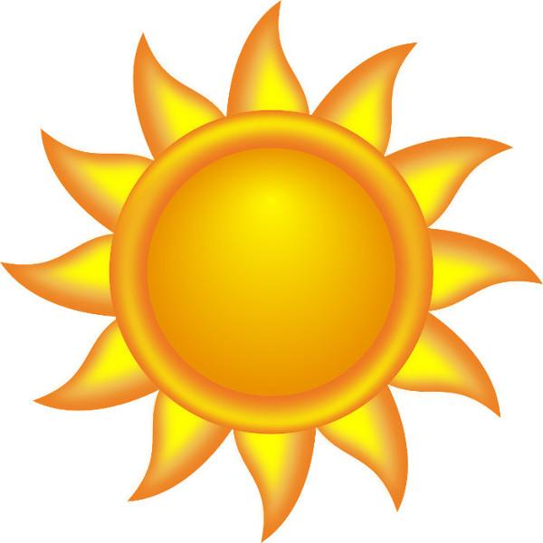 felice come il sole